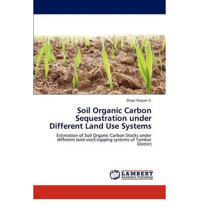 Soil organic carbon sequestration under different land use for Soil organic carbon