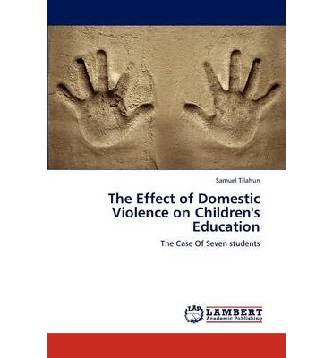 the effects of domestic violence on With the many domestic violence articles that we read every day, it is enough to make us wonder if domestic violence has some grave effects on our society.
