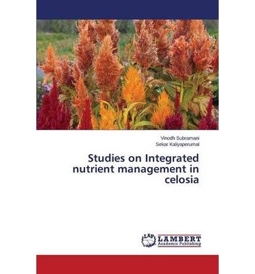 thesis on integrated nutrient management Integrated nutrient management and lcc based nitrogen management on soil fertility and yield of rice (oryza sativa l) 2062 sci res essays.