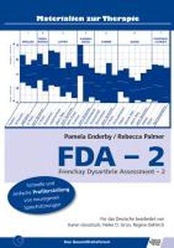 FDA-2 : Frenchay Dysarthrie Assessment - 2