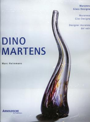 Dino Martens Muranese Glass Designer Catalogue of Work