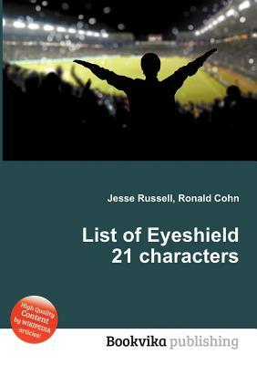 List of Eyeshield 21 Characters