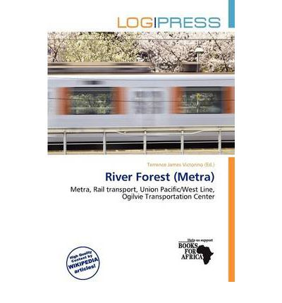 """Amazon free ebooks download kindle River Forest Metra 6200486654 by Terrence James Victorino""""  ePub"""