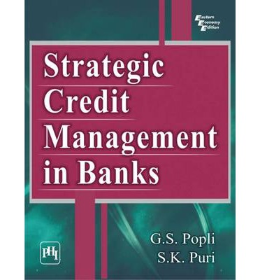 credit management in indian banks Asset quality review begins with the examination of the bank's credit risk management while both large and small banks have successfully co-existed in india.
