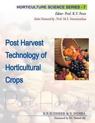 Post Harvest... Harvest Technology