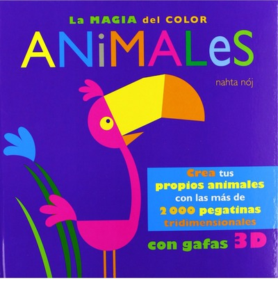 La magia del color. Animales