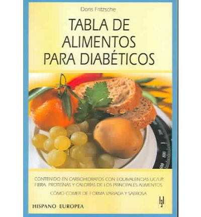 Tabla de alimentos para diabeticos diabetes doris for Tabla de alimentacion para cachama