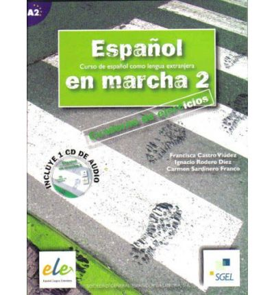 Espanol En Marcha 2 Exercises Book + CD A2
