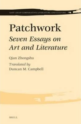 Patchwork seven essays on art and literature