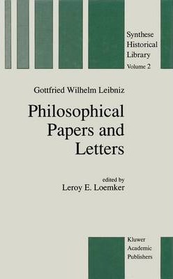 Philosophical essays by g.w. leibniz
