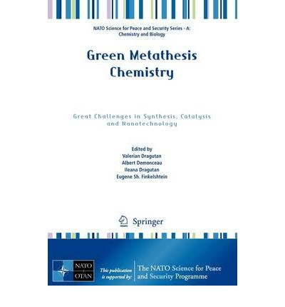 metathesis in science Description this is a complete examination of the theory and methods of modern olefin metathesis, one of the most widely used chemical reactions in research and.
