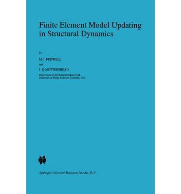 Finite element model updating in structural dynamics for Finite elemente modell