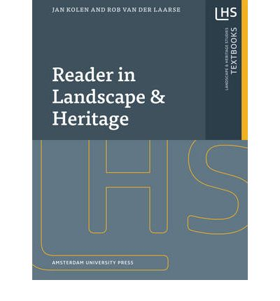 Reader in Landscape and Heritage