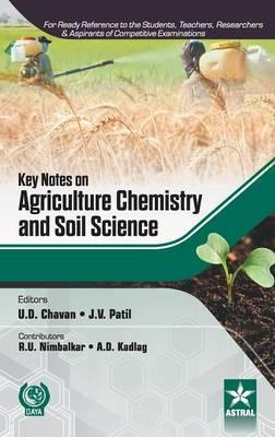 Key notes on agriculture chemistry and soil science u d for Soil definition science