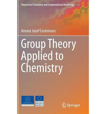 an overview the application of group theory in chemistry Outline 2 nonaxial (no rotation) - c1, cs, ci cyclic (rotational) -cn, cnv, cnh,  sn dihedral  we will use group theory to help us understand the bonding and.