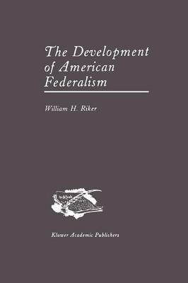 development of federalism Federalism: the ethiopian experiment  ethiopia's experiment in ethnic federalism since 1995 has  they seem to be confident of their future development.