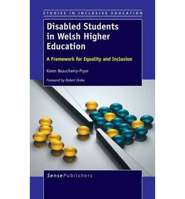 Disabled Students in Welsh Higher Education