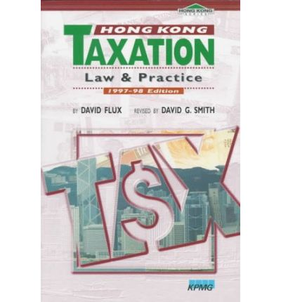 Hong Kong Taxation 1997/98 Ed Pb