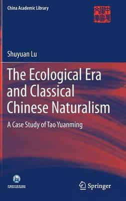 Tao Yuanming and Classical Chinese Naturalism 2017