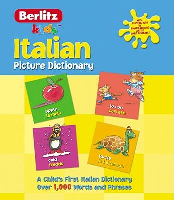 Berlitz Language: Italian Picture Dictionary