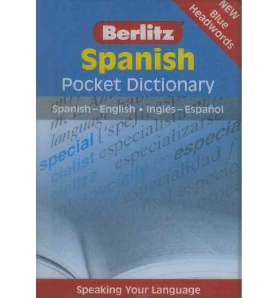 Berlitz: Spanish Pocket Dictionary