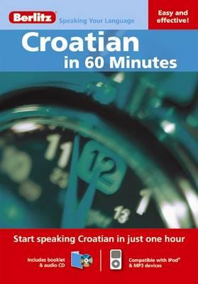 Berlitz Language: Croatian in 60 Minutes
