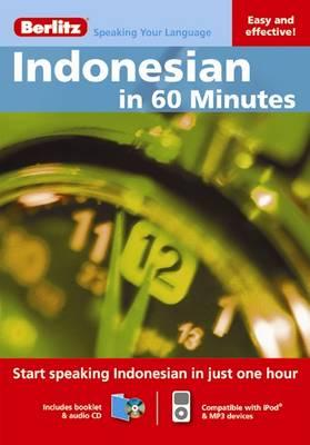 Berlitz Language: Indonesian in 60 Minutes
