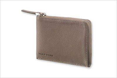 Moleskine Lineage Leather Smart Wallet Taupe