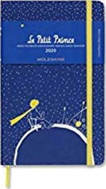 Moleskine 2020 Petit Prince Weekly Planner, 12m, Large, Planet, Hard Cover (5 X 8.25)
