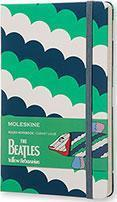 Moleskine the Beatles Limited Edition Notebook Large Ruled White - Fish
