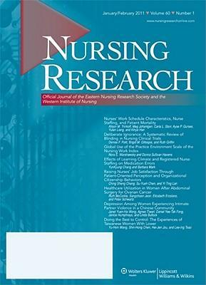 Sj Nursing Research