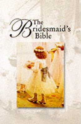 Bible: Authorized King James Version Pocket Bridesmaid's Bible