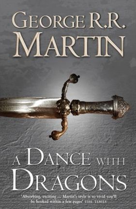 A Dance With Dragons Cover Image