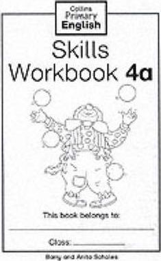 Collins Primary English: Skills Workbook 4a