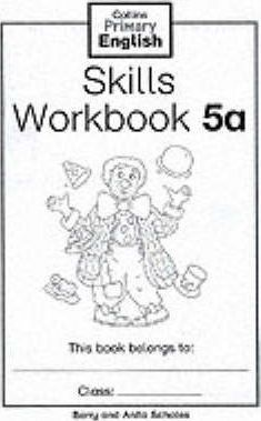 Collins Primary English: Skills Workbook Bk.5a