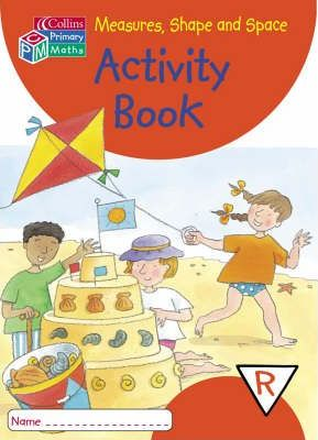 Reception Measures, Shape and Space Activity Book
