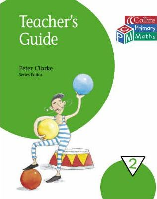 Collins Primary Maths --Teacher's Guide: Year 2