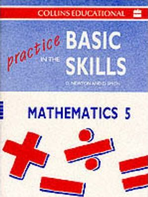 Practice in the Basic Skills - Mathematics: Pupil Book 5