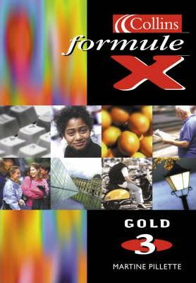Formule X - Student Book 3 Gold