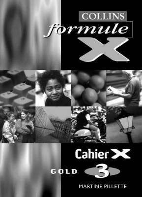 Formule X -Workbook 3 Gold