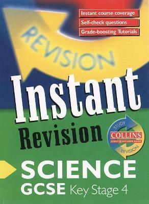 Gcse science instant revision cards chris sunley 9780003235159 gcse science instant revision cards publicscrutiny Gallery
