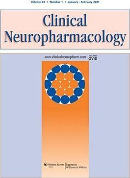 Sj Clinical Neuropharmacology
