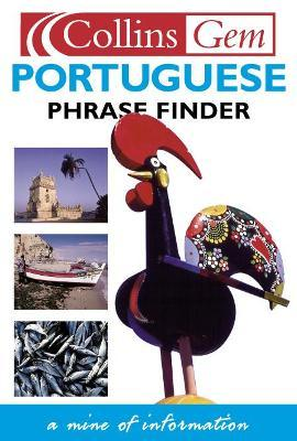Portuguese Phrase Finder Tape Pack