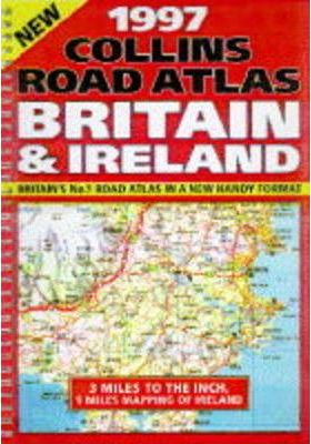 Collins Road Atlas: Britain and Ireland