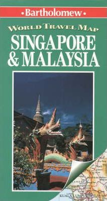 World Travel Map: Singapore and Malaysia