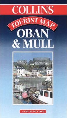 Oban and Mull Tourist Map