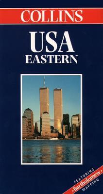 United States of America Map: Eastern