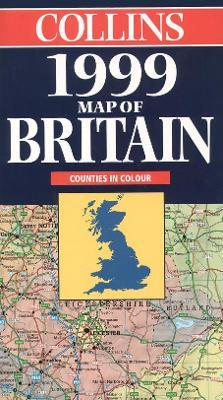 Map of Britain 1999
