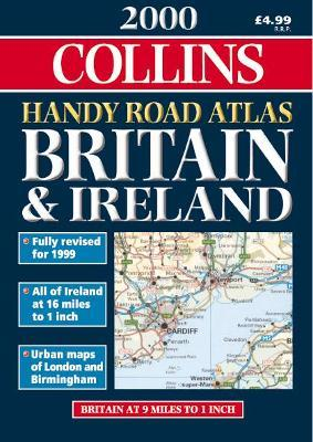 Collins Handy Road Atlas Britain and Ireland 1999