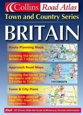 Britain Town and Country Atlas